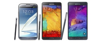 "Samsung Galaxy Serie ""Note"""